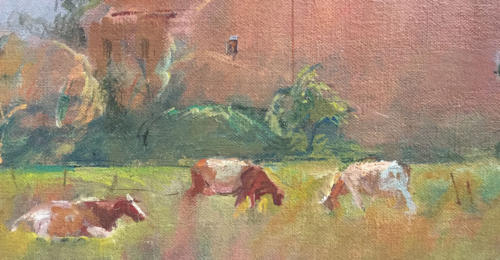 Detail van De Waardenburg, horizontaal