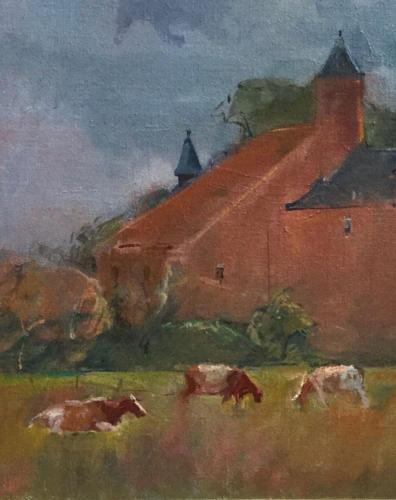 De Waardenburg, detail